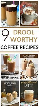 best 25 coffee recipes ideas on coffee drinks one