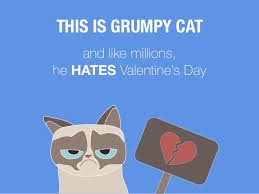 grumpy cat valentines this is grumpy cat and