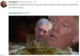 Stoned Alien Meme - mueller s russia investigation inspires hilarious memes daily mail