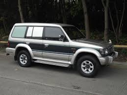used mitsubishi pajero 2 5td exceed lwb for sale in huddersfield
