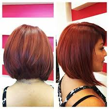 graduated bobs for long fat face thick hairgirls 23 cute bob haircuts styles for thick hair short shoulder