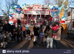 winter hyde park fair stock photo 41530631 alamy