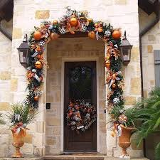 does home depot have their black friday deals on wreaths swags 21 real halloween decorating ideas to copy popsugar halloween