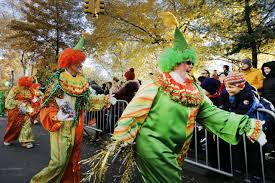 a look at macy s 91st thanksgiving day parade wsj