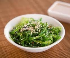 recettes cuisine japonaise salade d algues japonaise recettes de cuisine japonaise