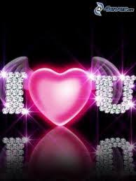 Hearts With Wings - hearts with wings images i u wallpaper and background photos
