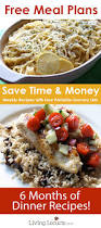 Dinner For The Week Ideas Meal Plan For The Week