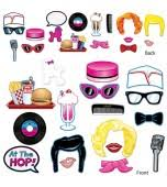 Photo Booth Props For Sale Photobooth Props Fancy Dress Costume Acessories Costumes