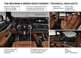 first videos of the bmw 6 series gran turismo