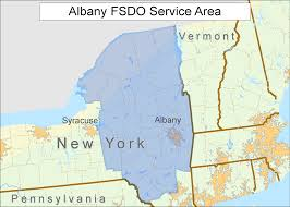 Map Of Albany New York by Faa Gov Mobile