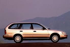 1995 toyota corolla station wagon 1993 97 toyota corolla consumer guide auto