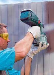 Paint Spray Gun Hire - how much does it cost to paint or stain a fence inch calculator