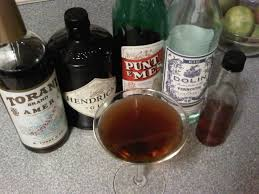 martini rossi sweet vermouth hendrick u0027s gin craft cocktails