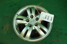 tpms hyundai tucson 06 07 08 09 hyundai tucson wheel 16x6 1 2 alloy 10 spoke w o tpms