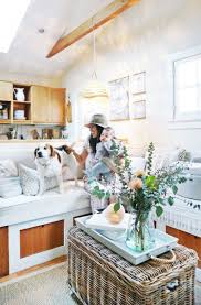 Tinyhometour Tour The 362 Sq Ft Venice Cottage Of A Creative Young Family