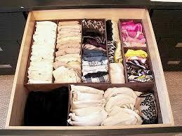 20 best lingerie drawer images on pinterest organization ideas
