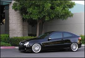 mercedes c class coupe tuning modified c class thread page 3 mbworld org forums