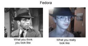 Fedora Hat Meme - image 414592 fedora shaming know your meme