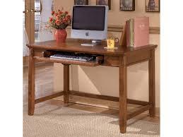 ashley furniture writing desk ashley furniture cross island small leg desk with keyboard drawer