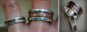 make your own wedding band make your own green wedding rings