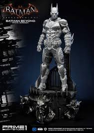 900 batman arkham knight statue cool color