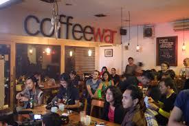 Coffee War events 皓 raksasa