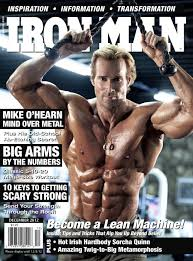 Mike O Hearn Bench Press December 2012 Issue Preview Iron Man Magazine