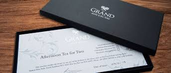 hotel gift card gift vouchers gift ideas the grand hotel york