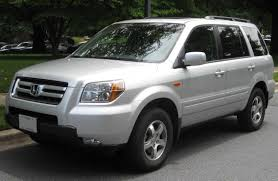 Honda Pilot Information And Photos Momentcar
