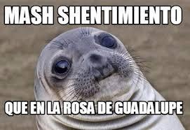 Rosa De Guadalupe Meme - meme creator mash shentimiento que en la rosa de guadalupe meme