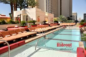 Golden Nugget Front Desk Hideout Pool Club At The Golden Nugget Features Nightly Summer