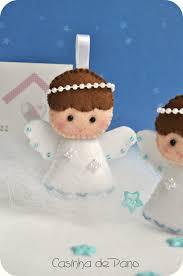 barbara handmade anielska drużyna the angels team fieltro