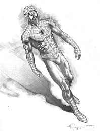 spider man pencil 3 by ncajayon on deviantart