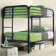 Bunk Beds Metal Frame Metal Bunk Beds Large Building Metal Bunk Beds