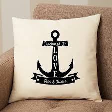 engraved pillows personalized engagement gifts for couples at personal creations