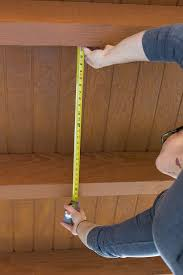How To Hang Patio Lights How To Install String Lights On A Porch The Home Depot Blog