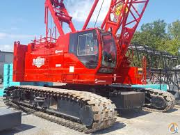 2014 manitowoc 8500 1 crane for sale or rent in savannah georgia
