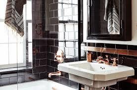 Shiny Or Matte Bathroom Tiles Do U0027s U0026 Don U0027ts For Decorating With Black Tile Maria Killam The