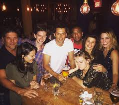 the cast of one tree hill reunited and thoroughly documented it