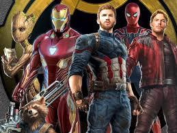 film marvel akan datang karakter guardians of the galaxy yang juga siap beraksi di