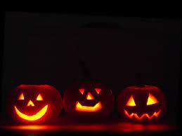 light up pumpkins for halloween jack o u0027 lanterns three scary jack o u0027 lanterns in the dark teo