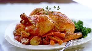 Roasted Whole Chicken | perfect roast chicken