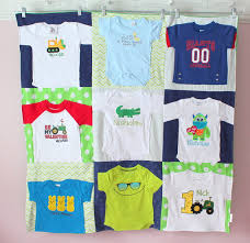 memory clothes baby t shirt blanket custom baby clothes quilt memory