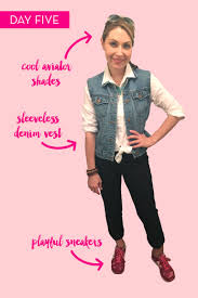 Goodhousekeeping Com by Here U0027s What Happened When I Wore The Same Thing Every Day For A