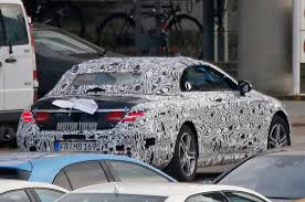 2017 mercedes benz c class cabriolet teased in new video motor trend
