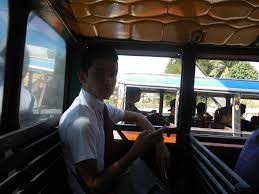 philippines jeepney inside march 2014 hunter burbidge u0027s mission