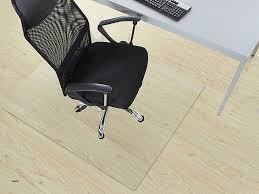 sol bureau tapis de sol transparent pour bureau awesome bureau nordique en bois