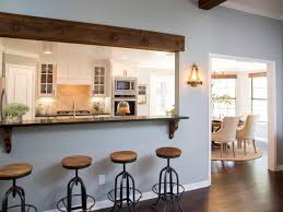 kitchen bar ideas small space kitchen style simple and neat t shaped kitchen counter