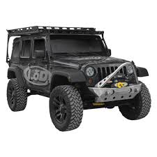 jeep wrangler front bumper lod offroad jeep wrangler 2007 2017 destroyer stubby front hd