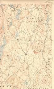Michigan Burn Permit Map by Maps Gray Me